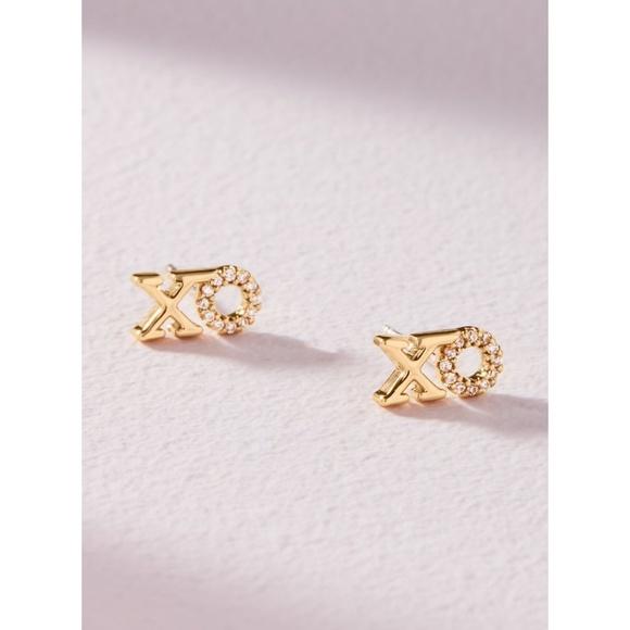 Stella & Dot Jewelry - Stella & Dot XOXO earrings